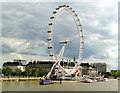 TQ3079 : The London Eye by Philip Pankhurst