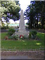 TM3440 : Bawdsey War Memorial by Adrian Cable