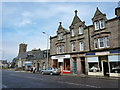 NJ5965 : Shops on the High Street, Portsoy by Peter Barr