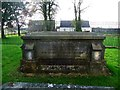 NS8093 : Cambuskenneth Abbey, Royal grave [3] by Robert Murray