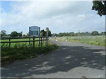 SJ3176 : Leahurst Veterinary Science Teaching Hospital entrance by Colin Pyle