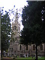 TQ3369 : All Saints Church, Upper Norwood by Christopher Hilton