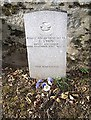NJ5240 : A Commonwealth War Grave, Huntly Cemetery by Stanley Howe