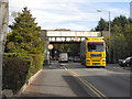 SJ8488 : Gatley Road (A560) by David Dixon