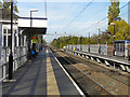 SJ8488 : Gatley Station by David Dixon