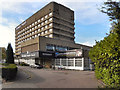 SJ8290 : Britannia Airport Hotel, Northenden by David Dixon