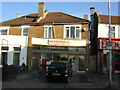 TQ3268 : Launderette, Whitehorse Lane, Thornton Heath by Christopher Hilton