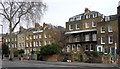 TQ3178 : 177-193 Kennington Road by Stephen Richards