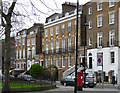 TQ3178 : 348-358 Kennington Road by Stephen Richards