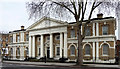 TQ3178 : Former town hall, Kennington Road by Stephen Richards
