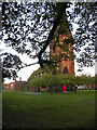 SJ8889 : Church of St Matthew, Edgeley by David Dixon