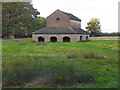 SJ7487 : The Deer Barn, Dunham Park by David Dixon