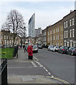 TQ3178 : Walcot Square by Stephen Richards