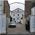 TQ3075 : Former United Reformed Church, Stockwell Green by Stephen Richards