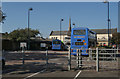 TL3171 : St Ives Bus Station by Alan Murray-Rust