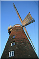 TL5024 : Windmill - Stansted Mountfichet by Chris Allen