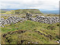 G7739 : Leitrim: Keelogyboy Mountain. Boundary Wall by Michael Murtagh