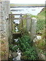HY5042 : Westray: the waterwheel at Rapness Mill by Chris Downer