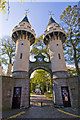 NJ9308 : The Powis Gate, Old Aberdeen by Alan Findlay