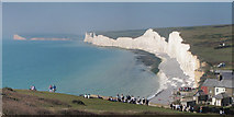 TV5596 : Birling Gap by Oast House Archive