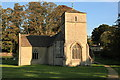 SP2005 : St Michael and St Martin's Church, Eastleach Martin by Rob Noble