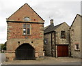 SK2460 : Market House, Winster by Chris Heaton