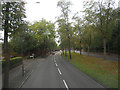 SP0683 : Bristol Road near Pebble Mill by Row17