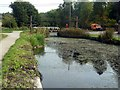 SK3156 : The Cromford Canal at High Peak Junction by Graham Hogg