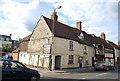 TR1458 : The Former Blue Boar Inn by N Chadwick