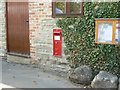 SK6733 : Owthorpe Postbox ref. No. NG12 118 by Alan Murray-Rust