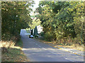SK6434 : Owthorpe Road, Cotgrave by Alan Murray-Rust
