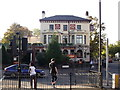 TQ3073 : The Crown and Sceptre, Public House, Streatham Hill by David Anstiss