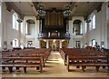 TQ3880 : All Saints, Newby Place, Poplar - West end by John Salmon
