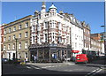 TQ2781 : The Constitution Pub, Bell Street, Marylebone by Derek Voller