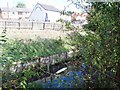 SE3901 : Canal and Public House in Hemingfield by Jonathan Clitheroe