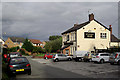 SJ6475 : The Stanley Arms in Old Road, Anderton, Cheshire by Roger  Kidd