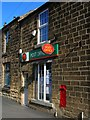 SK3554 : Crich Post Office by John Darch
