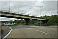 TL4700 : M25 anticlockwise to M11 northbound spur by Robin Webster