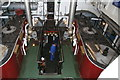 SU4210 : SS Shieldhall - engine room by Chris Allen