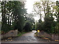TQ4265 : Entrance to Keston Park Estate by David Anstiss