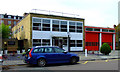 TQ2078 : Chiswick Fire Station by Thomas Nugent