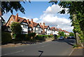SP0782 : Houses on Reddings Rd by Nigel Chadwick