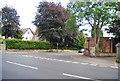 SP0882 : Cotton Lane by N Chadwick