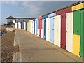 SZ2891 : Beach Huts : Week 41