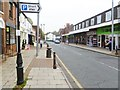 SJ8800 : Tettenhall High Street by Mike Faherty