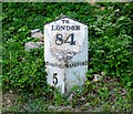 TL0799 : 84 miles to London by Andrew Tatlow