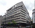 TQ3081 : Former Post Office building, High Holborn by Stephen Richards