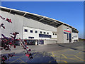 SE5801 : Keepmoat Stadium, Polypipe Stand by David Dixon