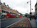 TQ3175 : Brixton Road, London SW9 by Stacey Harris