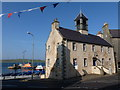 HU4741 : Lerwick: the Old Tolbooth by Chris Downer